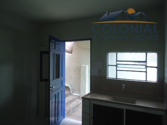 Casa de Fundos - Avenida Samuel Martins - Foto 4