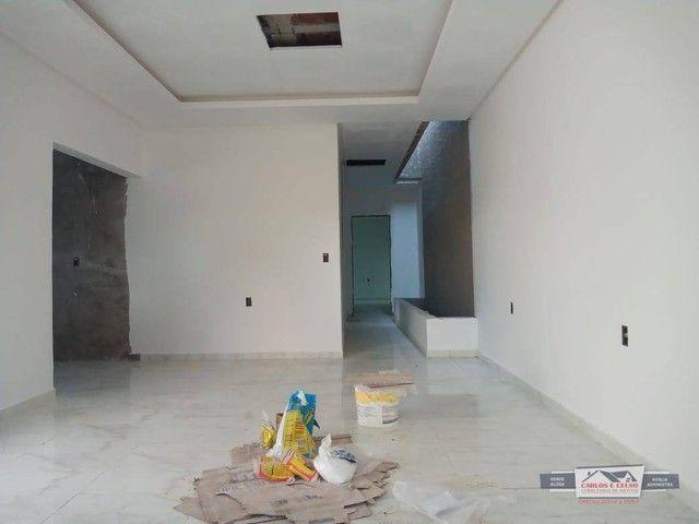 Casa com 3 dormitórios à venda, 90 m² por R$ 170.000,00 - Salgadinho - Patos/PB - Foto 7