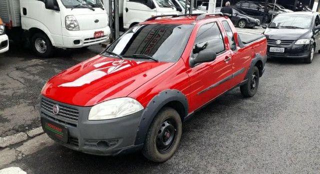 Fiat Strada 1.4 working CS Flex 2p - Foto 3