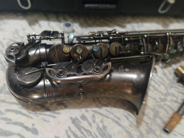Sax hypeion custom profissional - Foto 4