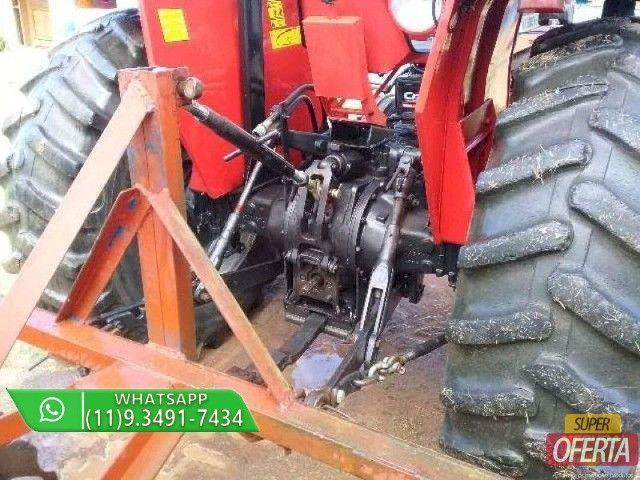 Trator Massey Ferguson 275 4x2 ano 82 - Foto 4