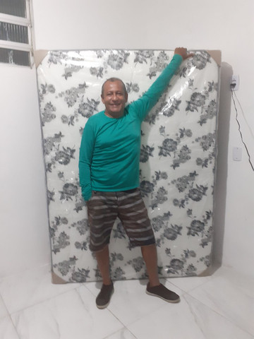 cama casal 290,00 Bicama R$ 280,00  Cama luxo grandona 450,00   ipitanga