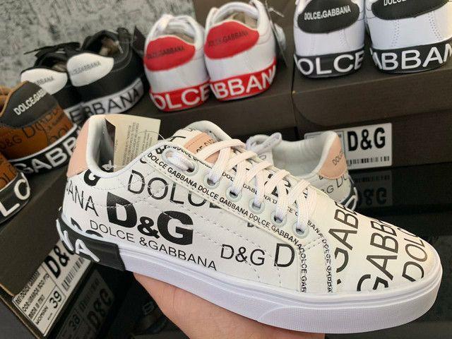 Dolce e Gabbana Primeira Linha na Caixinha Atacado - Foto 4