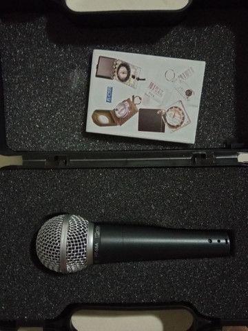 Microfone dinâmico unidirecional - Foto 2