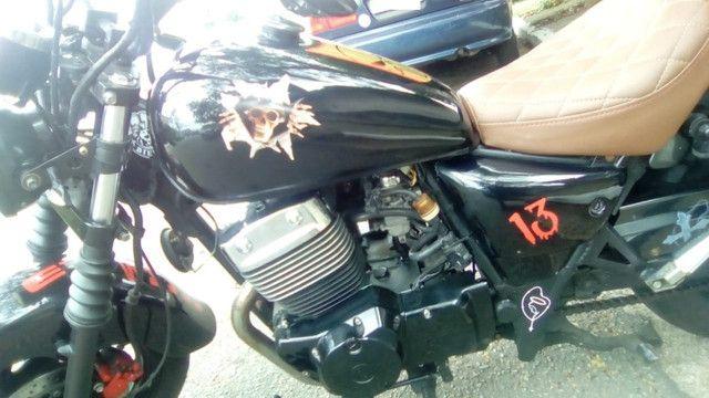 Vendo Fym-250cc Customizada - Foto 3