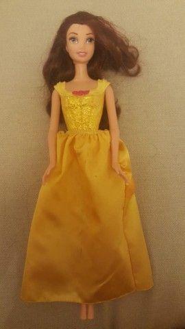 princesas disney originais