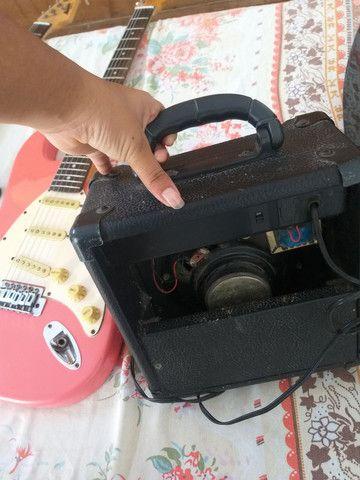 Caixa amplificadora chrom - Foto 3
