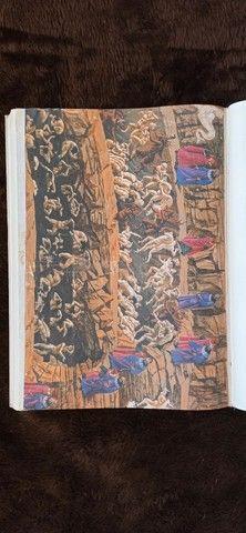 Exemplar raro da Divina Comédia - Dante Alighieri - Foto 5
