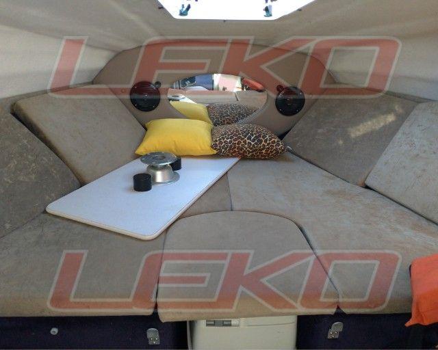 Lancha Regal LSC 2150 Motor Volvo Penta 5,7 V8 300HP apenas 295 Horas! - Foto 15