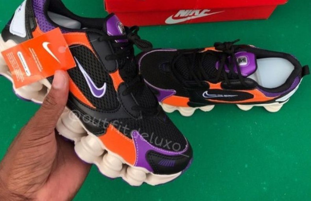 Tenis Nike Shox 12 molas  - Foto 2