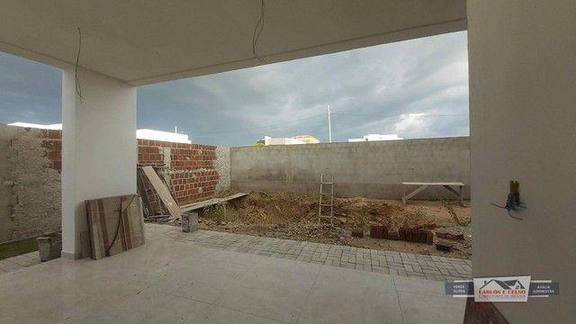 Casa com 3 dormitórios à venda, 185 m² por R$ 450.000,00 - Salgadinho - Patos/PB - Foto 17