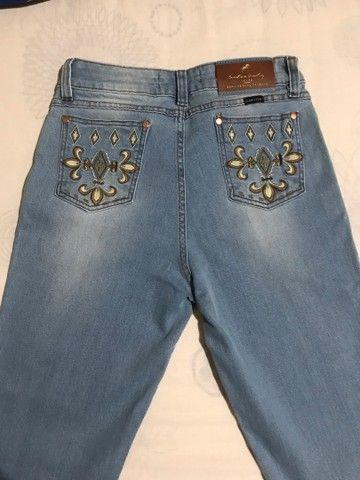 Calça Jeans Comitiva Country - Foto 5