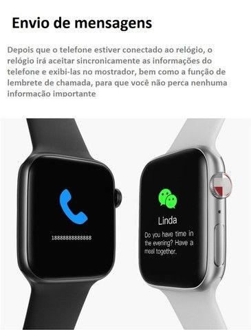 Smartwatch Iwo 13 Max X8 - Foto 3