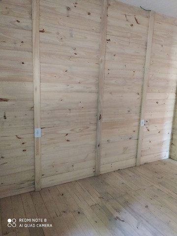 Terreno com chalé de madeira - Foto 5
