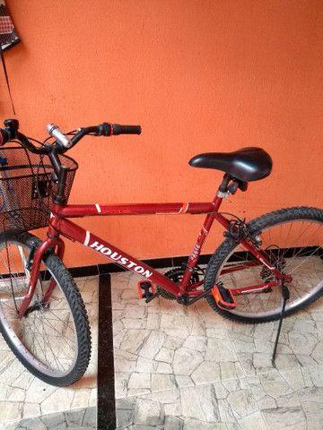 1 bicicleta nova e 1 seminova - Foto 2