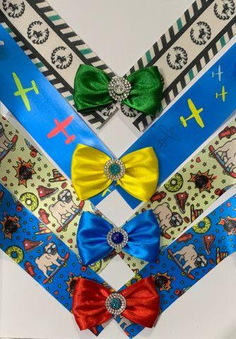 Kit gravata pet - 50 unidades - monte seu kit