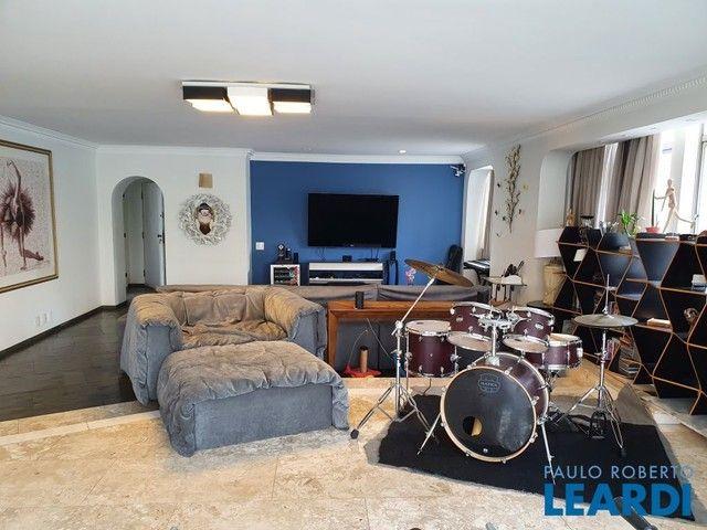Apartamento à venda com 4 dormitórios em Jardim américa, São paulo cod:650346 - Foto 4