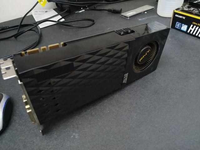 GeForce GTX 760 Pny - Possuí defeitos (Leia a descrição) - Foto 2