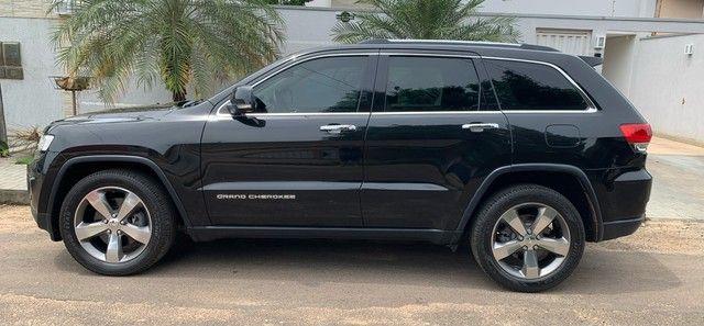 Grand Cherokee Limited 3.6 4x4 286CV 2015/2015 Gasolina - Foto 3