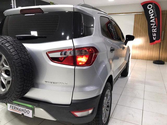 Ford Ecosport Freestyle 1.6 16V Flex 5P - Foto 8