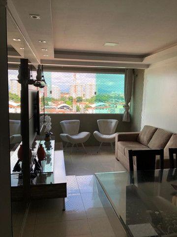 Apartamento todo mobiliado no Condomínio Soberano V Nascente (sombra) 2 Vagas Lazer Comp - Foto 10