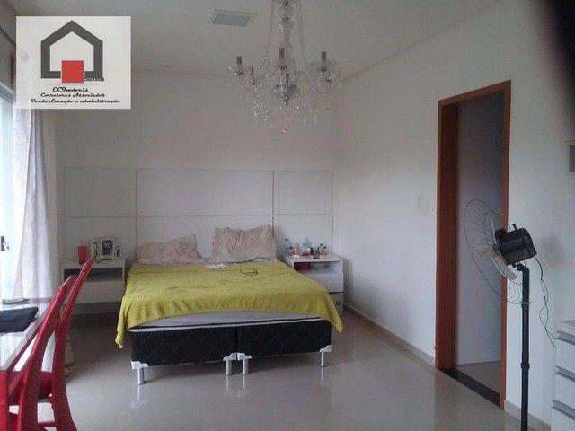 Casa no Residencial Casatanheira, 390 m², 5 Suítes, Sendo 1 Suíte Super Master, 3 Vagas, à - Foto 8