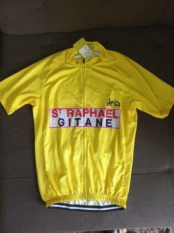 Camisa ciclista importada