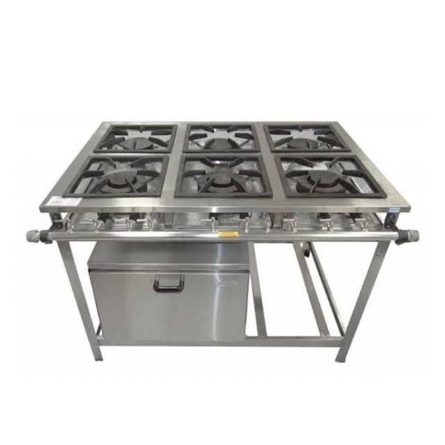 Manutenção de fogão e forno industrial e semi industrial - Foto 4