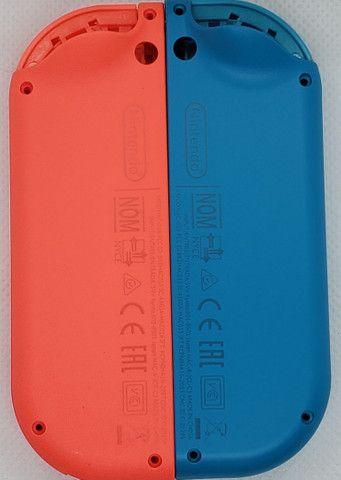 Case Shell Premium Joycon Nintendo Switch - Foto 5