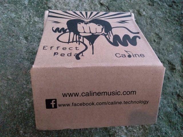 Pedal Caline equalizer (baseado no mxr 10 band) - Foto 2