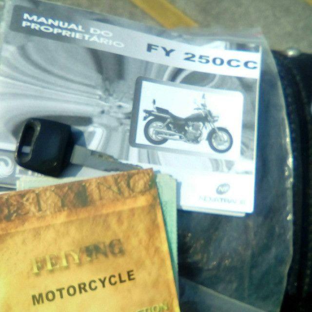 Vendo Fym-250cc Customizada - Foto 4