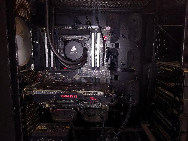 Pc Gamer, i7 4960X Asus Rampage IV Black Edition GTX 1070 - Foto 2