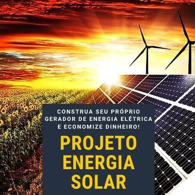 Construa Seu Próprio Gerador de Energia Elétrica e Economize Dinheiro!