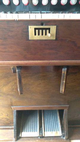 Harmônio-órgão Todeschini - estilo Piano vertical - Foto 2
