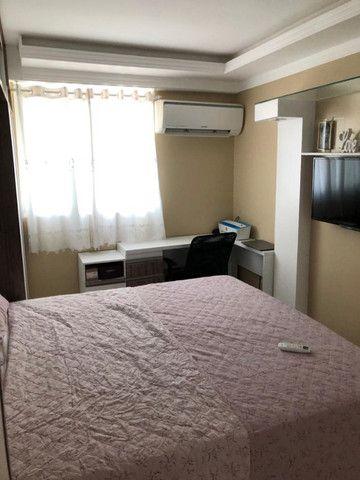Apartamento todo mobiliado no Condomínio Soberano V Nascente (sombra) 2 Vagas Lazer Comp - Foto 14