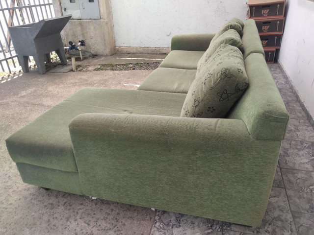 Sofá com chaise - entregamos hoje  - Foto 2