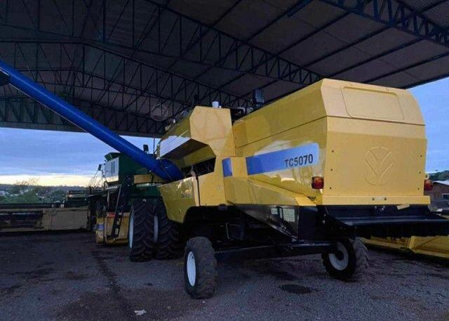 New Holland TC5070 hydro - Foto 4