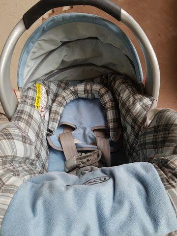 Bebê Conforto Usado - Itajaí-sc - R$150,00 (ret. No Local) - Foto 5