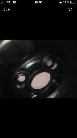 Roda 14 de ferro Toyota Etios Nova - Foto 3