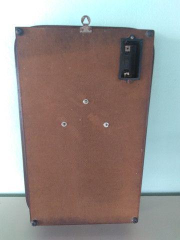 Relógio de parede antigo - Transistora - Foto 4