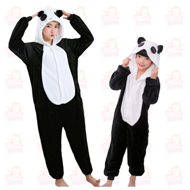 Pijamas de pelúcia variados tamanhos e modelos - Foto 5