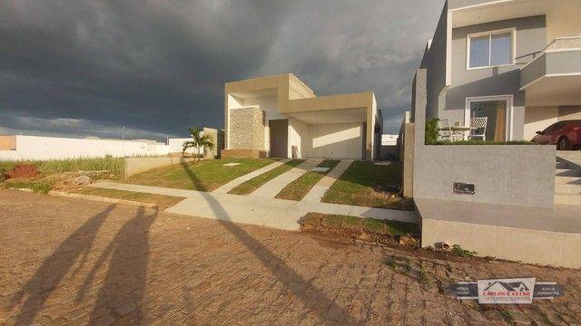 Casa com 3 dormitórios à venda, 185 m² por R$ 450.000,00 - Salgadinho - Patos/PB - Foto 3