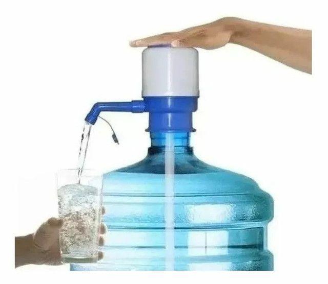 Bomba manual para garrafão  - Foto 2