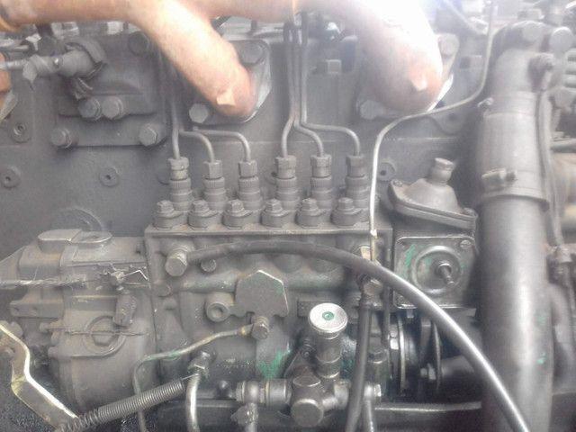 Scania 112h engatado carreta khronne 88 - Foto 4