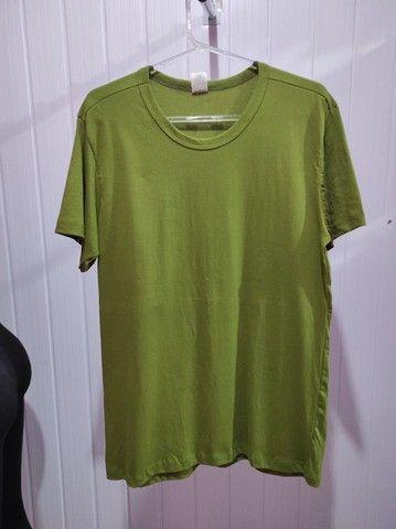 Camisas novas 18,00 - Foto 6