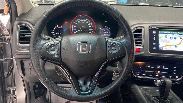 HONDA HR-V EXL 1.8 16V SOHC I-VTEC FLEXONE AUTOMÁTICO  - Foto 14