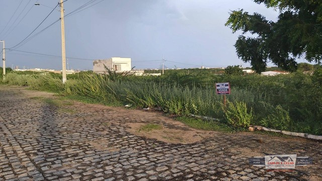 Terreno à venda, 300 m² por R$ 35.000,00 - Lot. Carmem Leda - Patos/PB - Foto 3