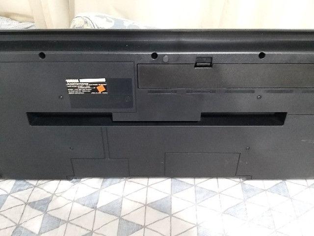Teclado Yamaha PSR 550 - Foto 6
