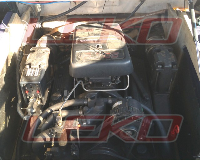 Lancha Regal LSC 2150 Motor Volvo Penta 5,7 V8 300HP apenas 295 Horas! - Foto 20