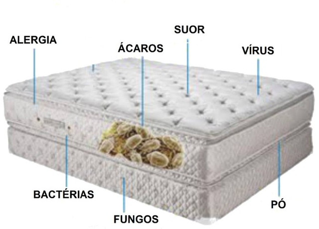 Lavação e higienização de sofás e colchões - Foto 3